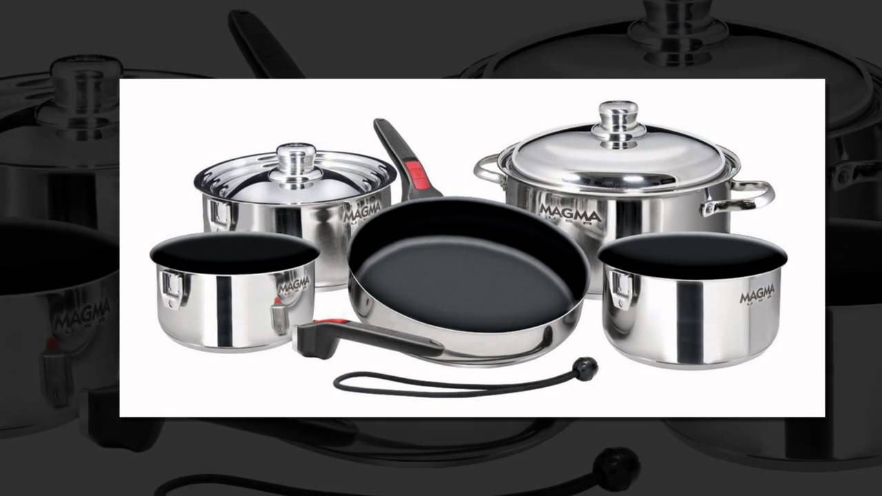 Stainless Steel and Nonstick