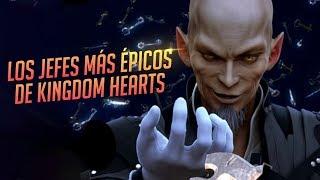Los 5 Mejores Villanos de Kingdom Hearts I Fedelobo