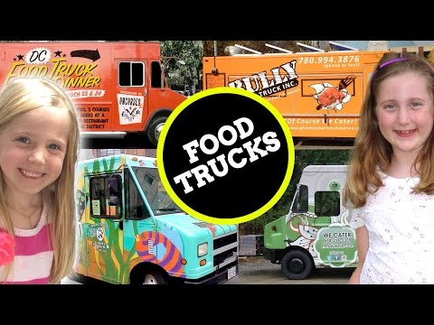 Food Truck Event in Fort Lauderdale - Fomos passear no evento de Food Trucks