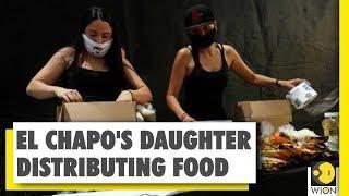 El Chapo's Daughter Distributing Essentials | Coronavirus Pandemic