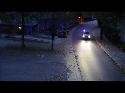 Promotion-Video First-Responder-Fahrzeuge