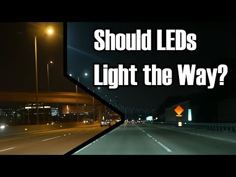 The LED's Challenge to High Pressure Sodium