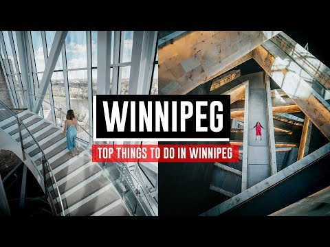 What to do in WINNIPEG, MANITOBA?! The Most Unique City You've Never Been to!
