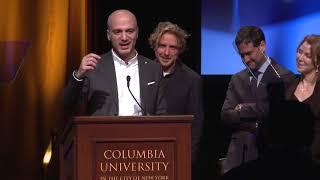 James Bluemel and Hassan Akkad - 2018 duPont-Columbia Awards Acceptance Speech