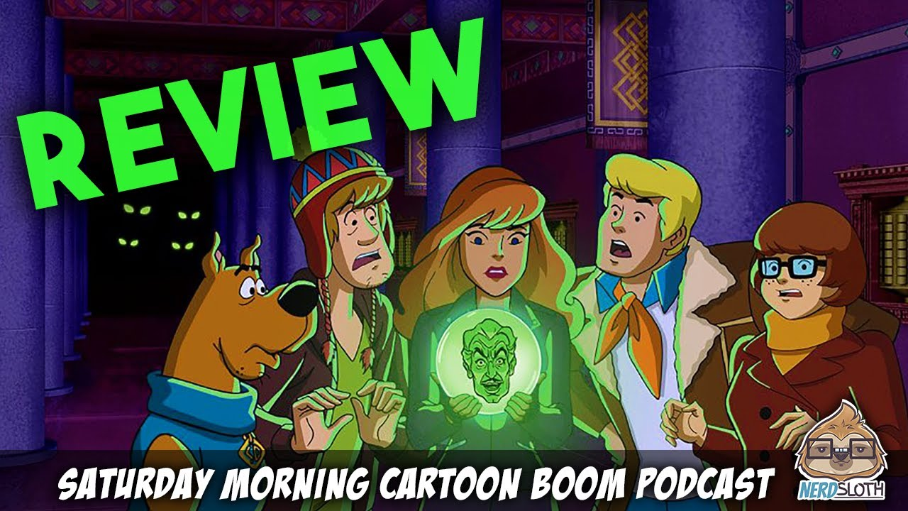 Scooby-Doo and The Curse of the 13th Ghost REVIEW! | cartoon podcast