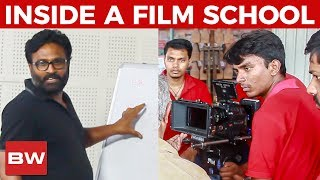 What really happens in a Film School?