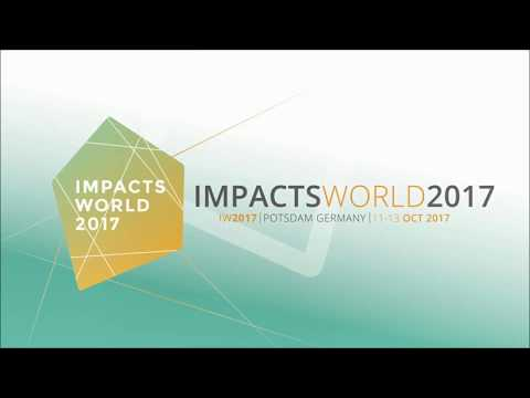 IW2017 conference - VII: Climate change and Sustainable Development Goals