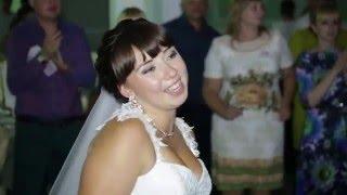 Жених поет на своей свадьбе. Сюрприз для своей невесты!