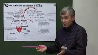 История России - Российская империя в XVIII веке