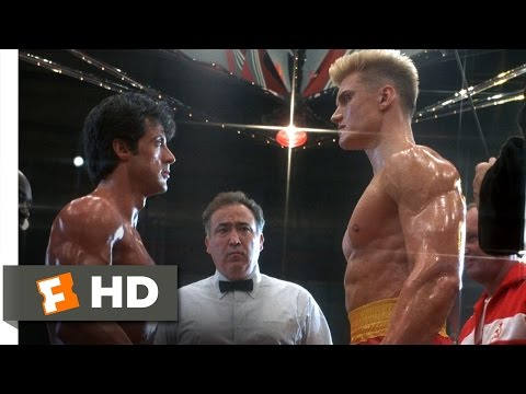 Rocky IV (7/12) Movie CLIP - I Must Break You (1985) HD