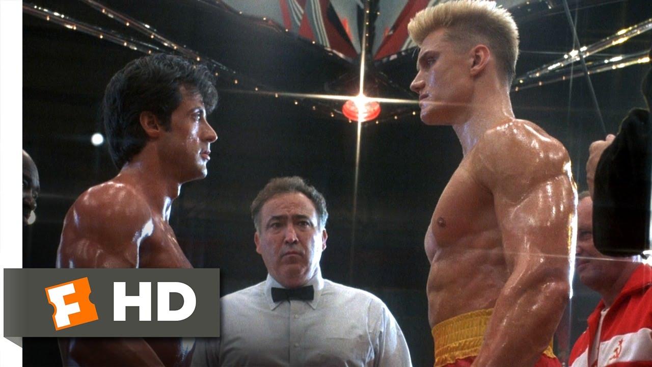 rocky iv 712 movie clip i must break you 1985 hd
