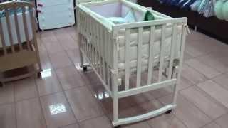 Детская кроватка Верес ЛД13 - интернет магазина