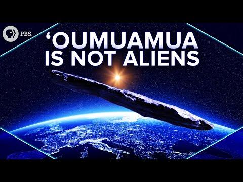 'Oumuamua Is Not Aliens