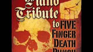 Walk Away - Five Finger Death Punch Piano Tribute