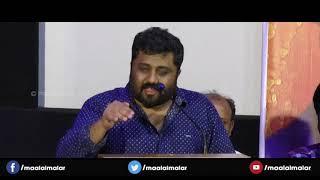 Gnanavel Raja Demands TR To Teach Simbu Basic Discipline