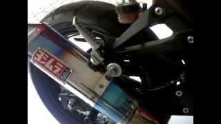 Suara knalpot Yoshimura blue half di Kawasaki Ninja 250 - Menggelegarr, Bikers wajib tonton !