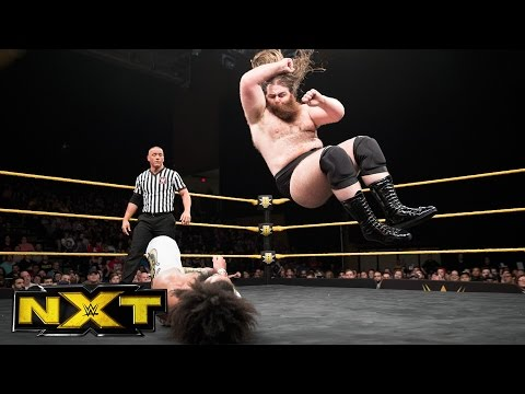 Tye Dillinger, No Way Jose & Roderick Strong vs. SAnitY: WWE NXT, March 22, 2017