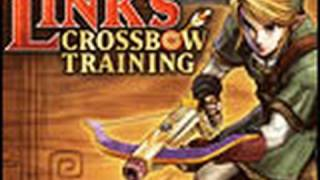 Classic Game Room HD - LINK'S CROSSBOW TRAINING review Wii