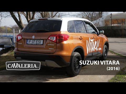 Suzuki Vitara (2016) - Cavaleria.ro