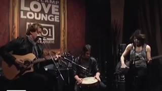"Sick Puppies perform ""Maybe"" live in the Q101 Lava Lounge!"