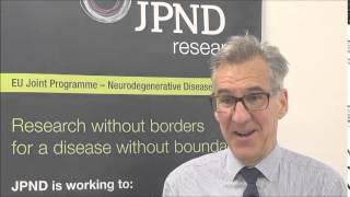 What is the impact of JPND? An interview with Martin Knapp