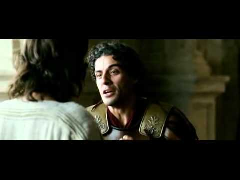 Agora - great scene with Orestes and Synesius/ Oscar Isaac and Rupert Evans