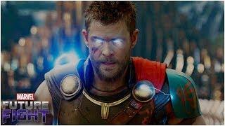 New Thor Build - Marvel Future Fight