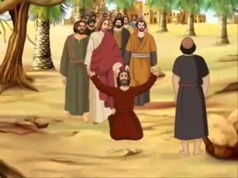 Jesus Historia de la Vida de Cristo Pelicula de Dibujos Animados