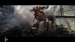 Transformers The Last Knight   Трейлер РФ.