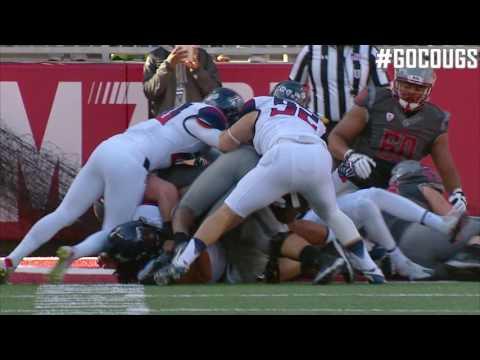 Highlights: Football vs. Arizona