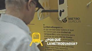 Vídeo resumen 8 julio | Evento de dinamización #MetroGuaguaMeMueve