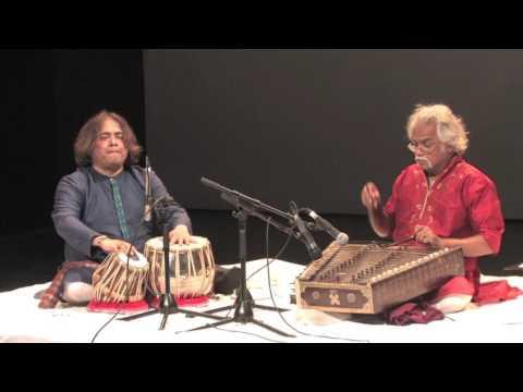 Pandit Tarun Bhattacharya, Hindole Majumdar May 21, 2016 live in Montreal