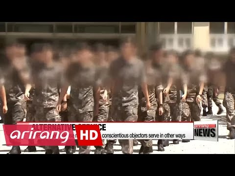 NHRCK urges defense ministry to allow conscientious objectors serve in other ways