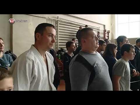 В Тамбове провели Чемпионат области по рукопашному бою