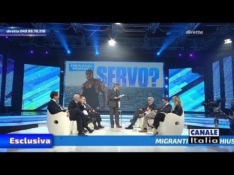 """Emergenza Immigrazione"" | Notizie Oggi Lineasera"