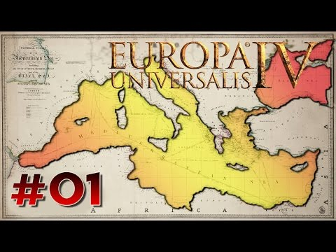 Let's Play Europa Universalis 4 ★ #01 Consulate of the Sea | Iron Man