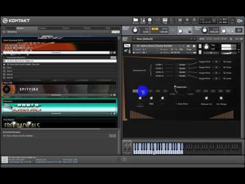 Orchestral Tools Berlin Brass EXP C SFX French Horns v2 1 (KONTAKT)