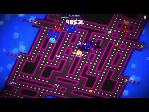Pac-Man 256 - 194,909 High Score