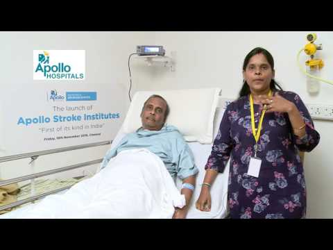 Lifesaving Stroke Treatment Using Mechanical Thrombectomy