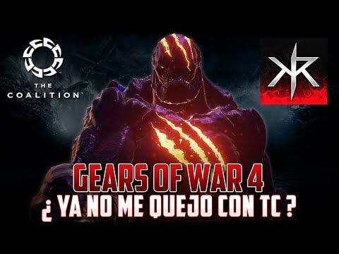 Gears of War 4 | ¿Porqué ya no me quejo con TC?