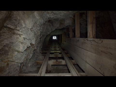 Exploring the Abandoned Saratoga Mine