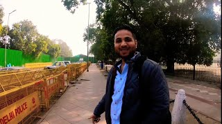 vlog-how-to-get-vvip-parking-at-india-gate-visiting-friend-in-delhi-part-2-punjabi-vlogs