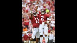 Tua Tagovailoa and Jalen Hurts - Week 4 Breakdown by John Doe (unOFFICIAL Assistant Coaches)