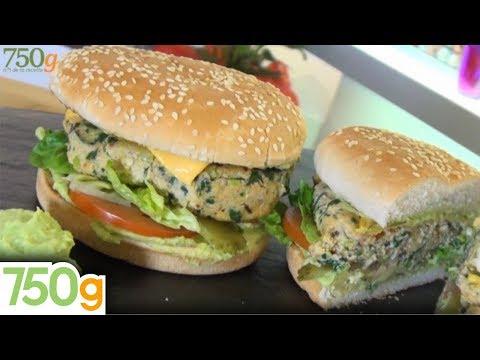 recette-de-burger-végétarien---750g