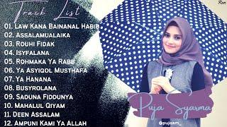 Full Album Sholawat Terbaru PUJA SYARMA - Law Kana Bainanal Habib || Isyfalana || Rouhi Fidak
