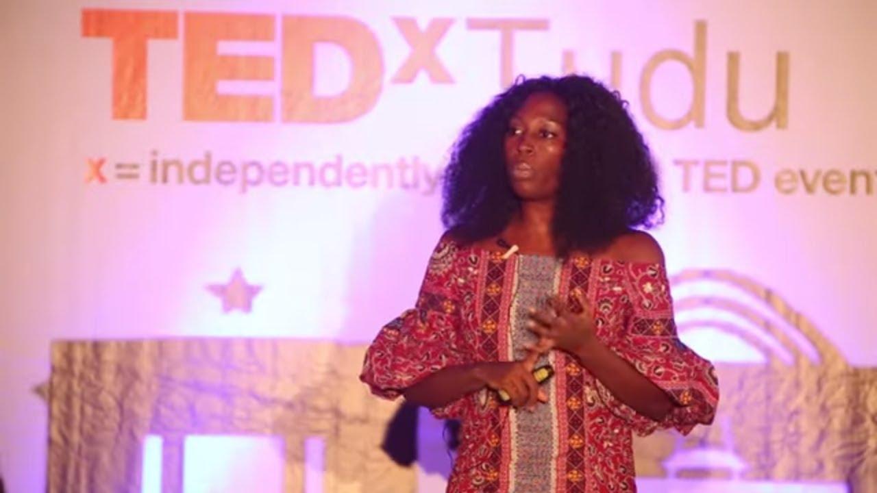 Migrating to Africa (BLAXIT) | Muhammida El Muhajir | TEDxTudu