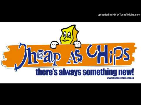 CheapasChips Jingle - MP3