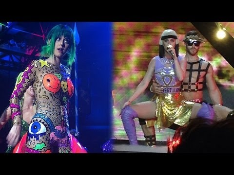 Katy Perry Prismatic World Tour Opening Pics & Video!