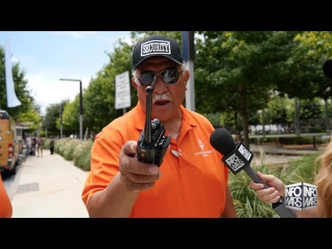 **FUNNY!** Infowars Teaches Private Security A Lesson