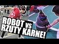 ROBOT strzelający RZUTY KARNE?!
